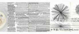 Drawings from the NoteBook in Metaphysics, 2013